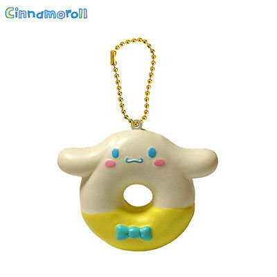 Authentic Cinnamoroll Sweets Donut Squishies Yellow Donut by NIC