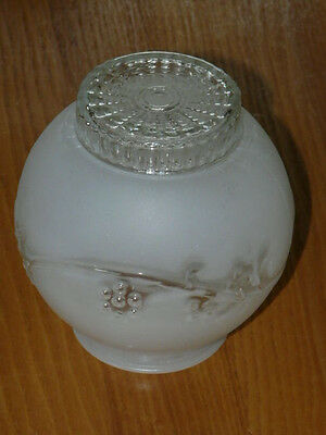Vintage Glass Frosted Ceiling Lamp Light Shade - Sconce