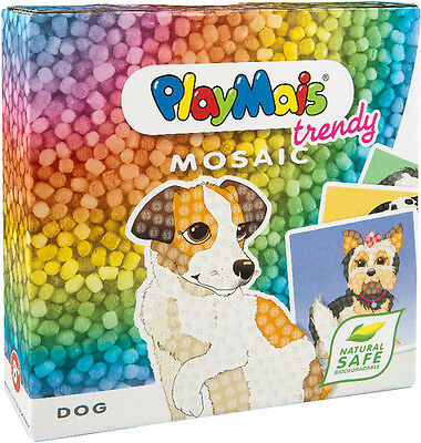 Loick PlayMais Trendy Mosaic Dog