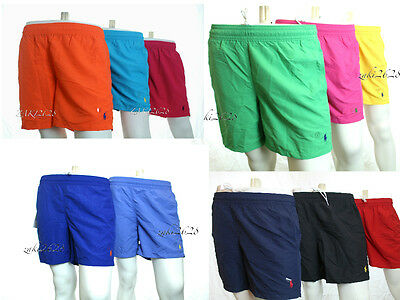 Bnwt Ralph Lauren Mens Hawiian Trunks Swimming Short More Colour & Size Rrp£80