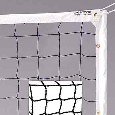 NEW Volleyball Net Professional Size Regulation Heavy Duty Quality Sport Set .