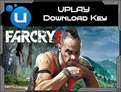 Far Cry 3 - PC Uplay Download Key  *Fast Delivery*