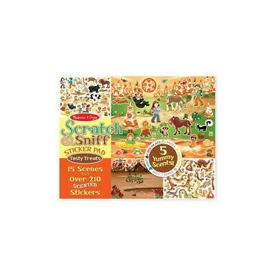 Melissa and Doug Scratch & Sniff - Tasty Treats