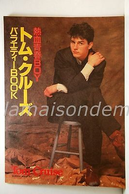 Tom Cruise Variety Picture Book Japanese text 24pages:bo