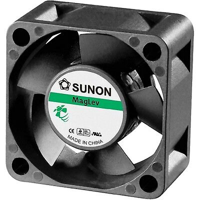 12V Dc 80Mm Dust Resistant Maglev Vapo Fan Sunon
