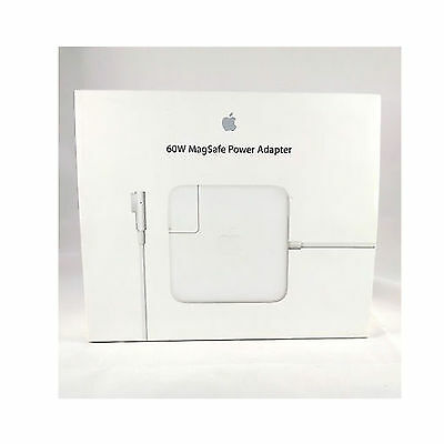 Genuine Original 60W MagSafe Power Charger (for MacBook and 13-inch MacBook Pro)