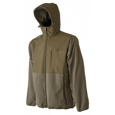 NEW Trakker Polar Fleece Fishing Jacket - XL - 207304