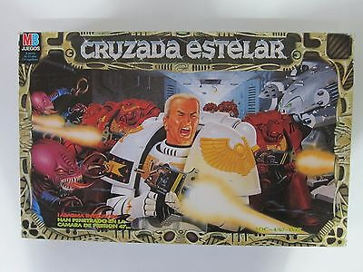 Cruzada Estelar MB (Warhammer Games Workshop, 1990) incompleto / incomplete