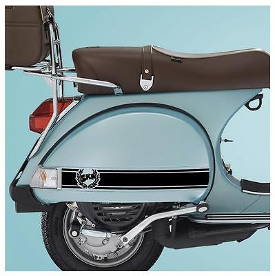 Ska VESPA PX  Side Panels Sticker Set Skinhead & Mod stickers