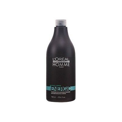 L'Oreal Expert Professionnel - HOMME energic shampoo 750 ml