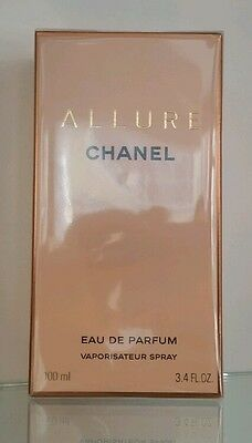Chanel Allure Donna Eau De Parfum 100 Ml
