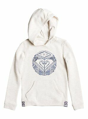 Roxy™ Riding Owls Dancing On - Hoodie - Sudadera Con Capucha - Chicas - Beige