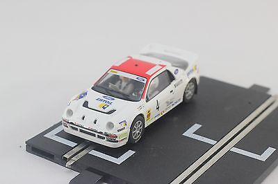 Scalextric Digital Car - C3305 - Ford Rs200  - #4 - White