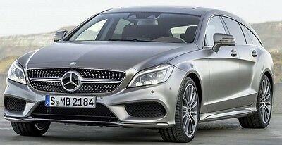 Mercedes Benz CLS Class workshop repair service manual 2011 - 2016 W218 + coupe