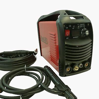 Blackline Tools 180 Amp ARC (MMA) TIG Welder - TIG180