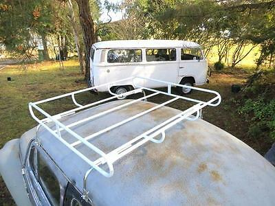 Classic Roof Rack Vw, Volkswagen,ford,chevy,holden,van,fit's Roof With Gutter