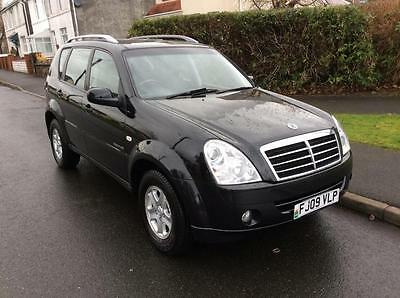 2009 Ssangyong Rexton 2.7 TD S T-Tronic 5dr