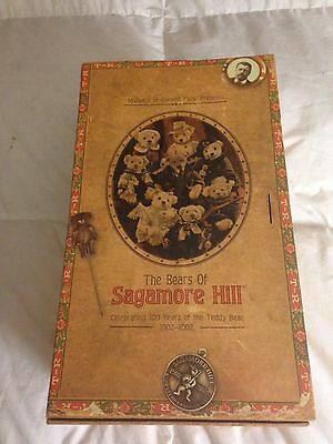 """The Bears Of Sagamore Hill """"Rough Rider Teddy"""
