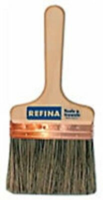 REFINA Traditional Wooden Handled Water Brushes 7""