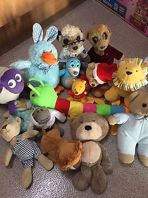 Ewin The Sheep (job lot teddy bears)