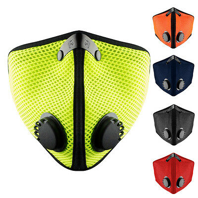 RZ Mask M2 Mesh Air Filtration Adult XL Protective Masks