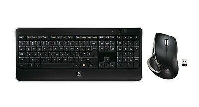LOGITECH MX800 Pack souris laser Performance Mouse MX et clavier AZERTY K800