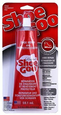 SHOE GOO Clear Transparent 60ml Tube Schuhkleber Modellbau Skateboard Longboard