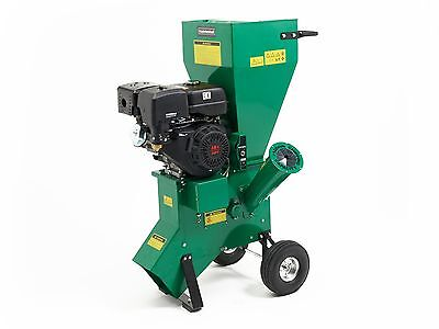 New Chipper Shredder 15HP with Electric Start ships to NZ only