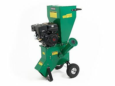 New Chipper Shredder 9HP ships to NZ only