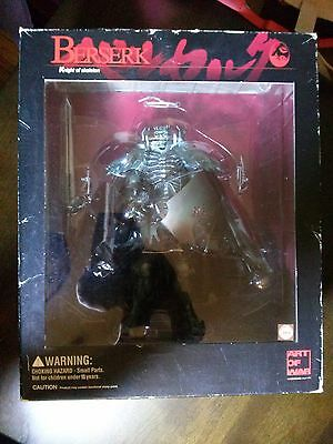 ART OF WAR Berserk Knight Of Skeleton Yamato ULTRA RARE Skull New!