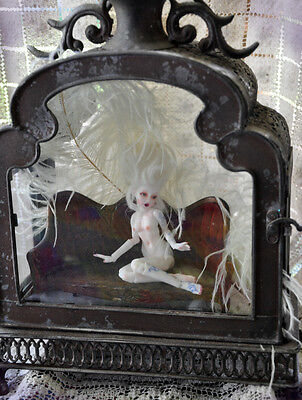 1/2 DOWN SPEC ORDER Rococo Miniature Ball jointed dollhouse doll 1:12 SUTHERLAND