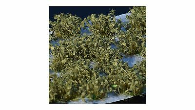Gamer's Grass Dark Olive Shrub – GG012 – model railway / wargame – free post