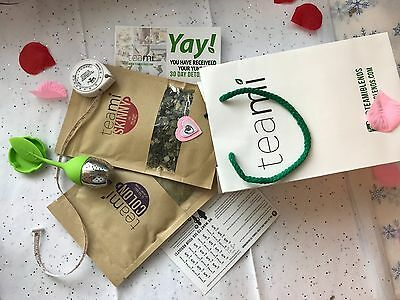 100% Organic teaMi Valantine's Day Pack 1 Skinny+1 Colon+infuser Only 33.99$!