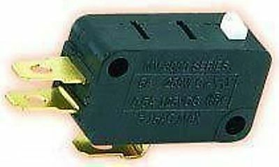 Mv3000A Button Actuator Micro Switch 5A Side Mount Tab Terminals