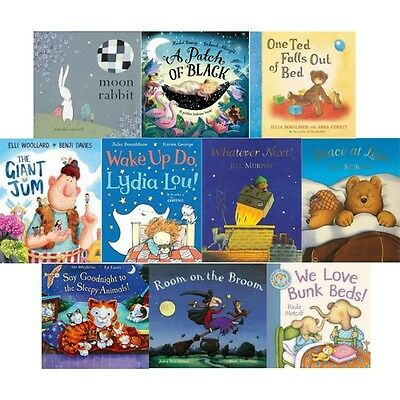 Children's Picture Book Collection -10 Book Set (Paperback) Bedtime Stories