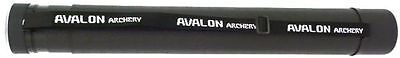 New Avalon Telescopic Archery Arrow Tube Holder Canister Quiver Carrier Case