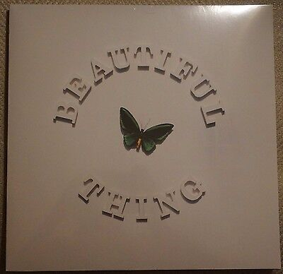 """The Stone Roses Beautiful Thing 12"""" LP SEALED, LIMITED EDITION, NUMBERED 0061"""