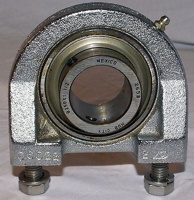 Hub City Tapped Base Pillow Blocks TPB250 B250x1 1/2 Bearing Units