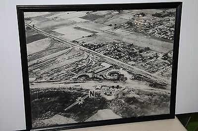 ROCK ISLAND RAILROAD VALLEY JUNCTION, IA STEAM ENGINE COMPLEX **EARLY 1900s**