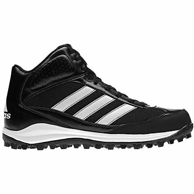 Adidas Men's Turf Hog LX Mid Rubber Cleats
