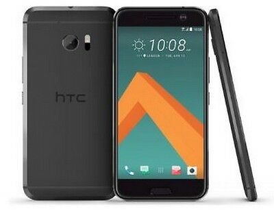 HTC 10 32GB 4GB RAM 4G LTE Factory Unlocked - Black (Carbon Grey)