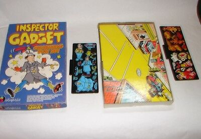 Inspector Gadget Colorforms set complete  color forms 1983