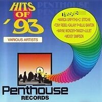 "Hits of '93 - Various Artists - Penthouse Records - Vinyl 12"" LP"