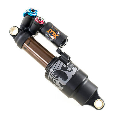 """FOX Float X2 Rear Shock 2017 with 2-position switch 7.875"""" x 2.0, 200x51mm"""