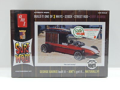 1:25 George Barris Surf Woody 3 in 1 AMT AMT976
