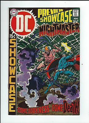 Showcase #84 VF/NM 9.0 First Appearance of Nightmaster 1969