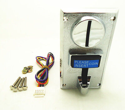 JY-922 zinc alloy program type coin selector acceptor for 1-2 types