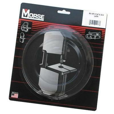 MK Morse ZCBB14 14TPI Woodworking Stationary Bandsaw Blade, 56-1/8-Inch by