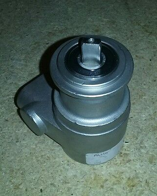 Fluid O Tech Pa310, Rotary Vane Pump, Remanufactured, Free Shipping