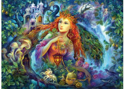 Ravensburger 500 piece Fairy Of The Forest Jigsaw Puzzle RB14693-2